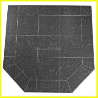 Wood Pellet Stove Board Hearth 2.4 R Value Stardust Floor Pad
