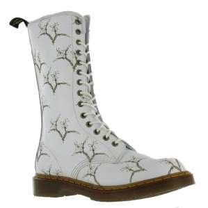 Dr Martens Bonita Boots   White