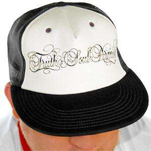 Truth Soul Armor Roller Trucker Hat   Casual   Motorcycle Superstore