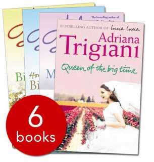 Adriana Trigiani Collection   6 Books (Paperback)   Adriana Trigiani