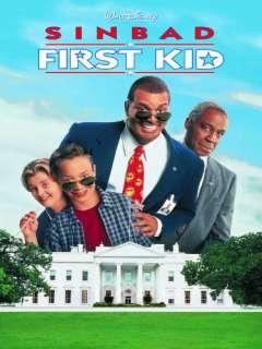 First Kid: Sinbad, Brock Pierce, Timothy Busfield, Robert