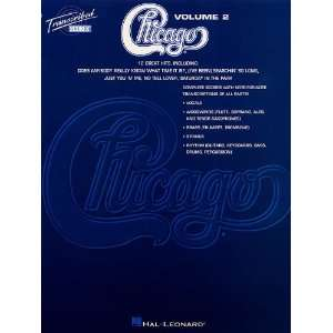 Chicago   Transcribed Scores Volume 2 (9780793570669