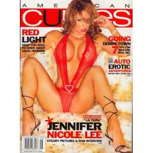 Curves, September 2008 Issue: Editors of AMERICAN CURVES Magazine
