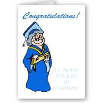 Master Degree Greeting Cards, Master Degree Note Cards
