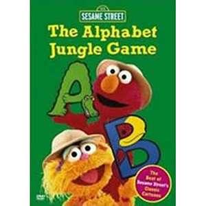 The Alphabet Jungle Game DVD  Shop the Ticketmaster Merchandise