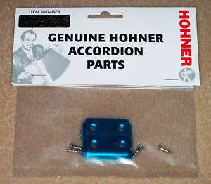 HOHNER ACCORDION BASS STRAP CAPS/ original CORONA II