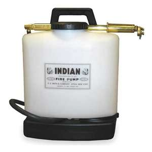 Indian 63515 Rigid 4 gal. Poly Firefighter Backpack Be the first to