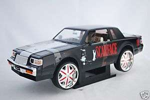 Jada 1/18 Buick Regal 1987 Scarface #91460