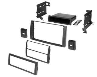 CAMRY CAR STEREO RADIO DASH INSTALL MOUNTING KIT DASH DOUBLE DIN