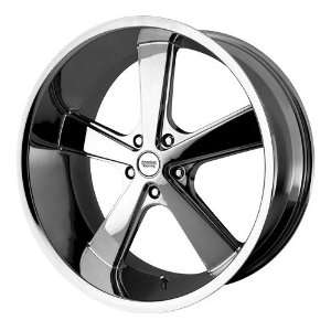20x10 American Racing NOVA (Chrome) Wheels/Rims 5x127 (VN70121050218)
