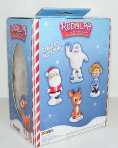 NIB BUMBLES BOBBLEHEAD Rudolph Island Misfit Toys Abominable Snowman
