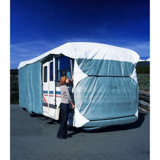 Classic Accessories PolyPro III Deluxe Class A RV Cover Automotive