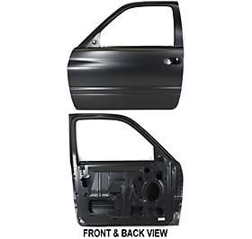 Door Shell New Primered LH Front Ram Truck Left Driver Side Hand Car