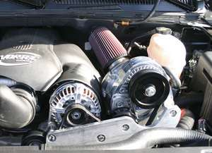 ProCharger HO Intercooled Supercharger 2003 2006 Chevy GM Truck SUV 4