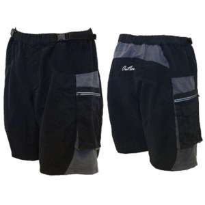 Mens Mountain Bike Shorts with liner and pad inside