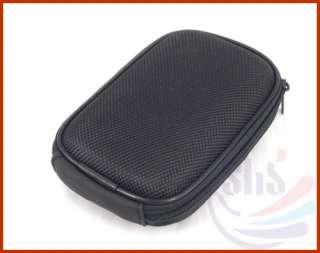 Mini Black Digital Camera Pouch Bag Case for Canon Sony Fuji Kodak