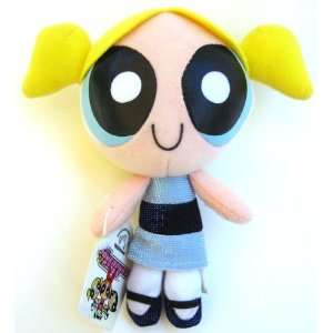 PowerPuff Girls Bubbles 6 Plush Doll by Applause Year