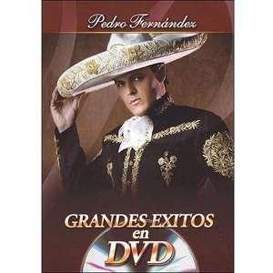 Pedro Fernandez Grandes Exitos En DVD (Spanish) Movies