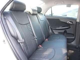 2006 2010 Honda Civic PVC Vinyl Seat Covers Cover Set