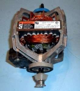 8066206 whirlpool dryer motor 1/3hp copper windings appliance part