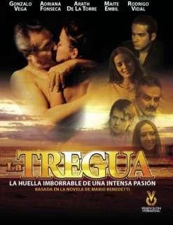 La tregua: Gonzalo Vega, Adriana Fonseca, Guillermo Murria