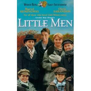 Little Men [VHS]: Mariel Hemingway, Michael Caloz, Ben Cook