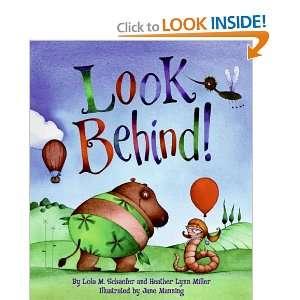 Behind! Tales of Animal Ends Lola M. Schaefer, Heather Lynn Miller