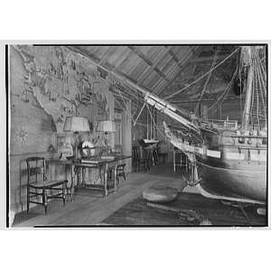 Photo Mrs. Russell A. Alger, residence in York Harbor