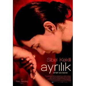 Poster (27 x 40 Inches   69cm x 102cm) (2010) Turkish  (Sibel Kekilli
