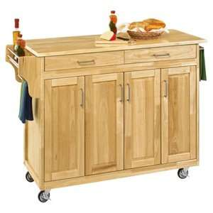 Home Styles Large Create a Cart Kitchen Island Furniture
