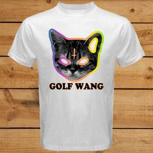 Wolf Gang Golf Wang T Shirt The Creator Odd Crew Future Tyler Rap Tee