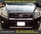 2012 Toyota Rav4 Stainless Steel Grille Guard Push Brush Bar bull bar