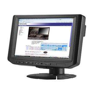 TFT LCD Touchscreen Monitor, LED, VGA, DVI, HDMI, A/V, Car PC