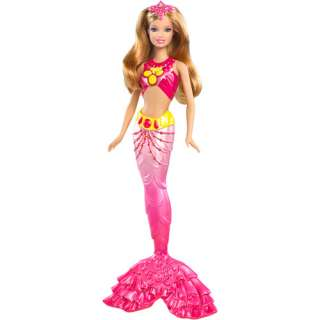 Barbie in a Mermaid Tale 2 Doll, Pink Outfit: Dolls
