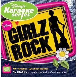 Disneys Karaoke Series Disney Girlz Rock, Walt Disney