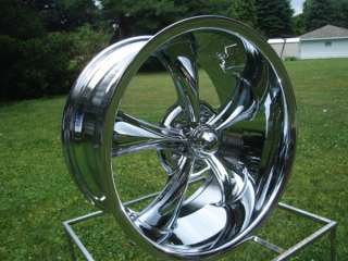 18x8 RIDLER HOT ROD WHEELS CHEVY GMC TRUCK