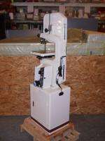 JET 14 Wood Metal Vertical Band Saw Variable Speed Belt Drive 1 Hp