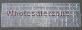 Keyboard Skin Cover Protector ASUS K52 G51 G60 G72 G73 N53