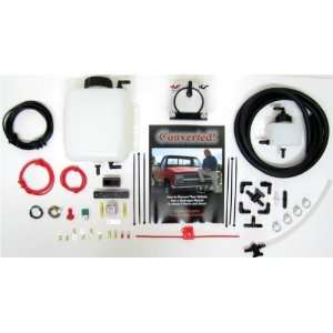HHO DRY CELL KIT ELECTRONICS 3 QUART RESERVOIR SAVE FUEL
