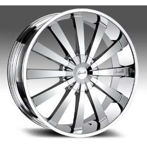 Tahoe Sierra   Denali Yukon Escalade Wheels Rims Chrome Lip 4pc   1set