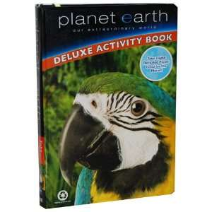 Planet Earth (Take Flight, Deluxe Activity Book): BBC