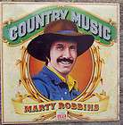 MARTY ROBBINS Legendary Country TIME LIFE CD Near Mint