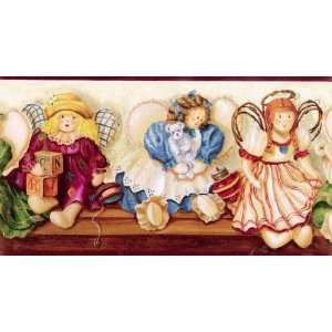 Angel Doll Wallpaper Border: Home Improvement
