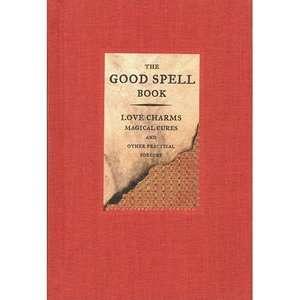 The Good Spell Book, Kemp, Gillian Health, Mind & Body