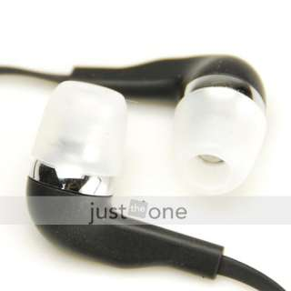 In Ear Stereo Headphone Microphone Headset Nokia 3.5mm