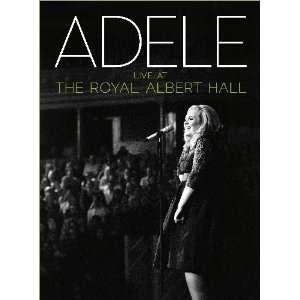 live at the albert hall (CD + DVD) Italian Import adele Movies & TV