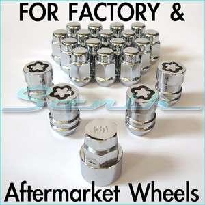 Premium Wheel Locks Lug Nut 14x1.5 (1415 S20)