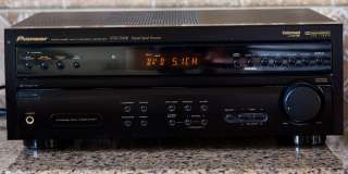 Pioneer Receiver VSX D458 500W 5.1 Dolby Pro Logic Surround Sound