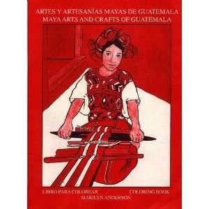 para colorear  coloring book (9782280033725) Marilyn Anderson Books