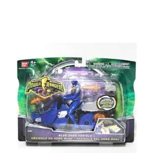 Power Ranger Blue Zord Vehicle